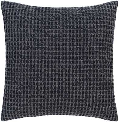 "Waffle - WFL-004 - 20"" x 20"" - pillow cover only - Neva Home"