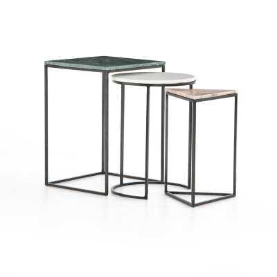 Four Hands Scala Frame Nesting Tables - Perigold