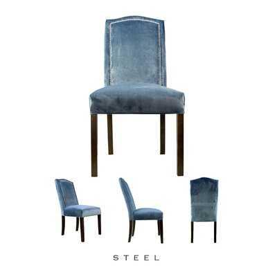 Stockton Parsons Chair - Wayfair