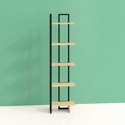 Carmen Corner Bookcase - Wayfair