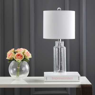 Carmona Table Lamp - Clear - Arlo Home - Arlo Home