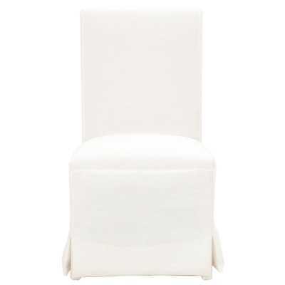 Levi Slipcover Dining Chair, Set of 2 - Alder House