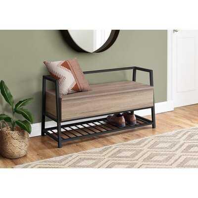 Brandom Storage Bench - Wayfair