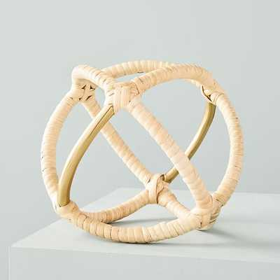 Rattan Wrapped Object, Set of 2 - West Elm