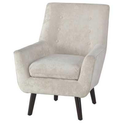 Zossen Accent Chair Ivory - Signature Design by Ashley, Beige - Target