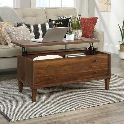 Cassano Lift Top Coffee Table with Storage - Wayfair
