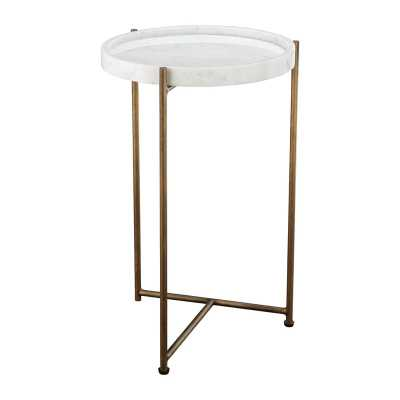 Athens End Table - Perigold