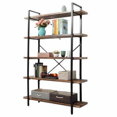 Aitana Etagere Bookcase - Wayfair