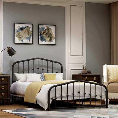 Leeya Platform Bed - Wayfair