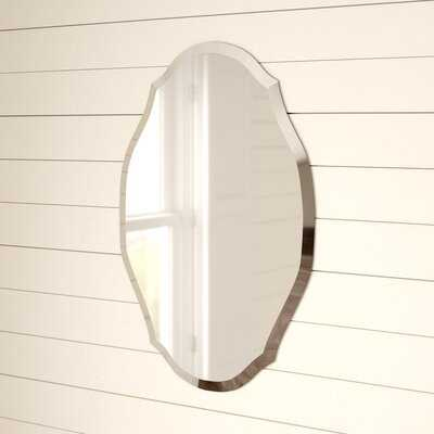 Kroll Traditional Beveled Frameless Accent Mirror - Wayfair