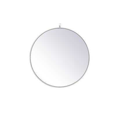 Yedinak Traditional Accent Mirror - Wayfair