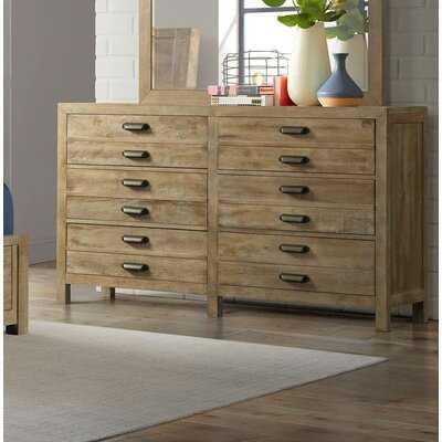 Sthilaire 6 Drawer Dresser - Birch Lane