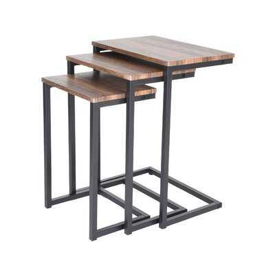 Windcrest C Table Nesting Tables - Wayfair