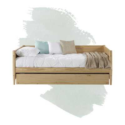 Grady Twin Daybed with Trundle - Wayfair