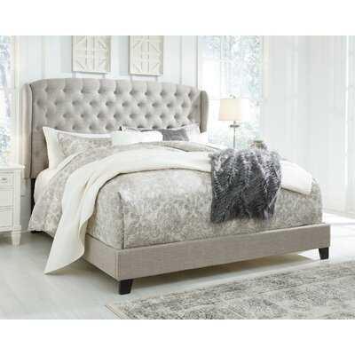 Watsonville Upholstered Standard Bed - Wayfair