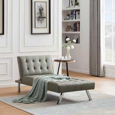 Elenora Convertible Chaise Lounge - Wayfair