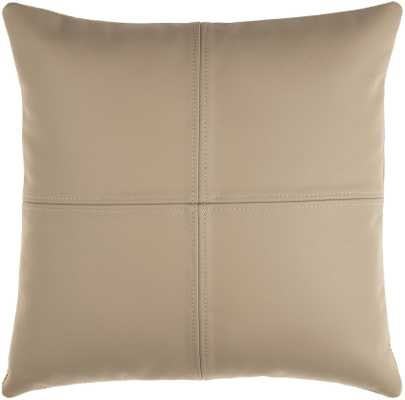 """Sheffield - SFD-004 - 20""""H x 20""""W - pillow cover only - Neva Home"""