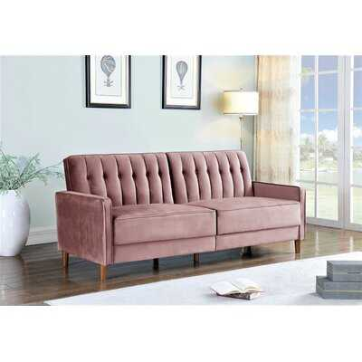 "Grattan 81.1"" Square Arm Sofa Bed - Wayfair"