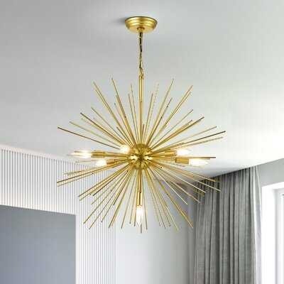 Pettisville 7 - Light Sputnik Sphere Chandelier - Wayfair