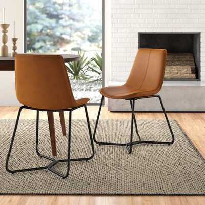 Burke Upholstered Dining Chair - AllModern