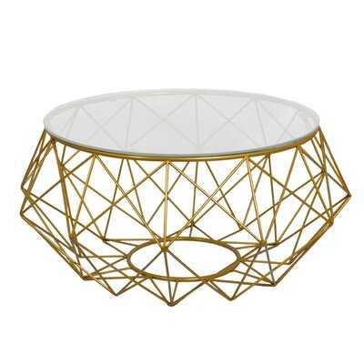 Whelan Wire Coffee Table - AllModern