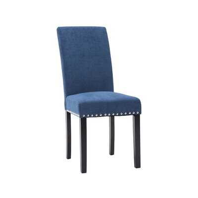 Belarius Upholstered Parsons Chair Dining Chair - Wayfair