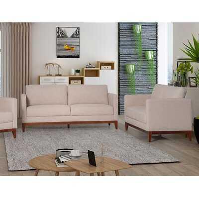 Chaney 2 Piece Living Room Set - Wayfair