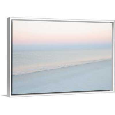 Crescent Beach  Canvas Wall Art - Wayfair