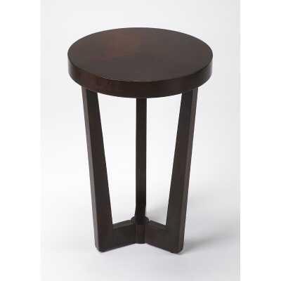 Aphra End Table Color: Brown - Perigold
