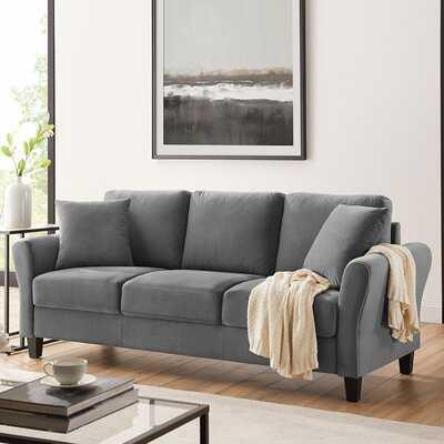 85'' Round Arm Sofa - Wayfair