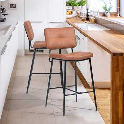Akira Counter & Bar Stool - Wayfair