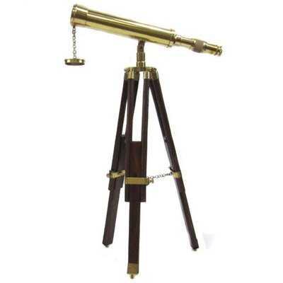 Mcfalls Decorative Telescope - Wayfair