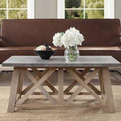 4 Legs Coffee Table - Wayfair