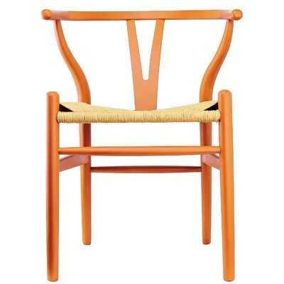 Juana Windsor Back Arm Chair - Wayfair