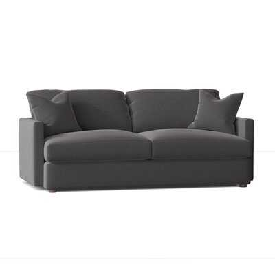 "Madison 84"" Recessed Arm Sofa - Birch Lane"