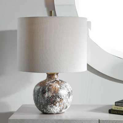 Luanda Ceramic Accent Lamp - Hudsonhill Foundry