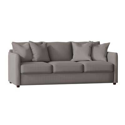 "Alice Cotton 85"" Square Arm Sofa - Birch Lane"