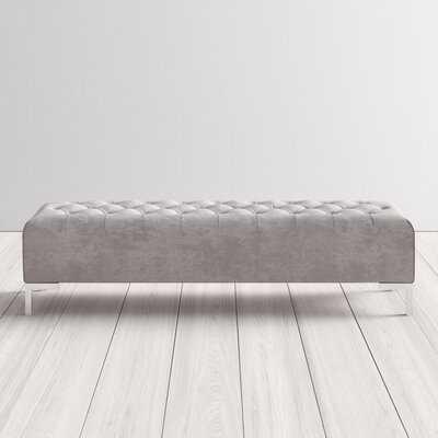 Flemings Upholstered Bench - AllModern