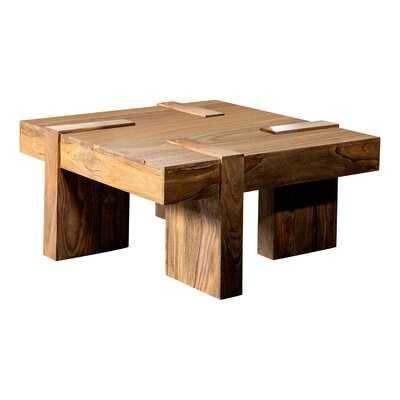 Ivy Hill Solid Wood Coffee Table - Wayfair
