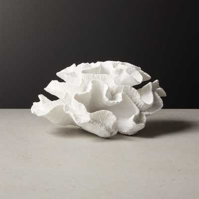 Faux White Coral Object - CB2