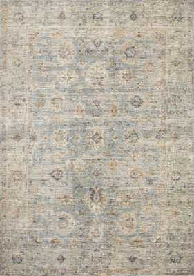 "Maven Rug, Light Blue Multi 9'6"" x 12'5"" - Lulu and Georgia"