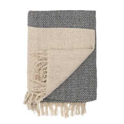 Dacula Cotton Throw - Birch Lane