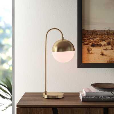 """Dunnes 21"""" Desk Lamp - AllModern"""