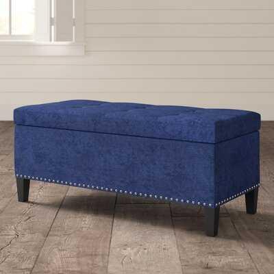 Nusbaum Upholstered Storage Bench - Birch Lane
