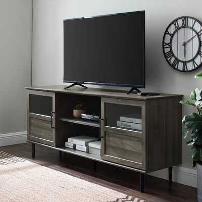 "Gerardo TV Stand for TVs up to 65"" - Wayfair"