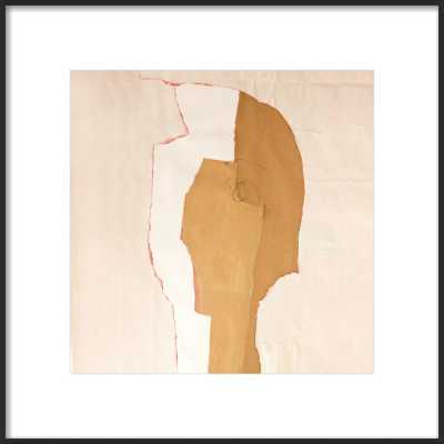Abstract Head by Boriana Mihailovska for Artfully Walls - Artfully Walls