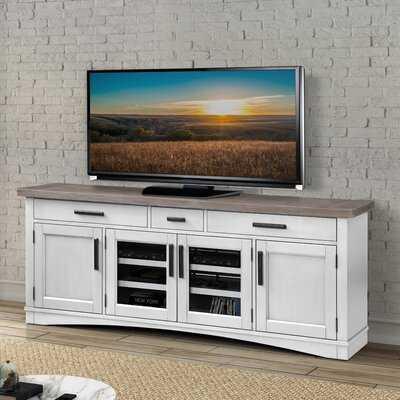 """Sarita TV Stand for TVs up to 85"""" - Wayfair"""