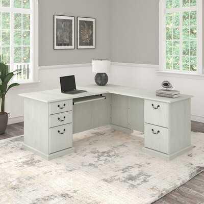 Twyman Reversible L-Shape Desk - Wayfair