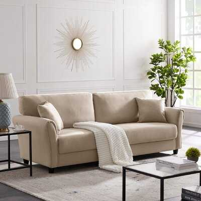 85.43'' Flared Arm Sofa - Wayfair