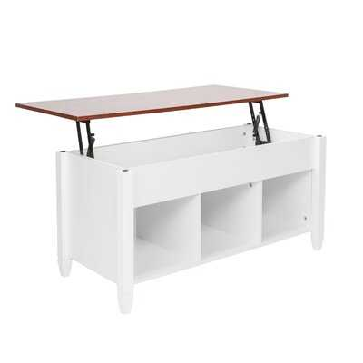 Cassander Lift Top Coffee Table with Storage - Wayfair
